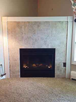 Custom Services Fireplace Stove Installation And